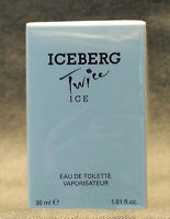 ICEBERG TWICE ICE EDT 30ML 1 FL.OZ. SPRAY DONNA FOR HER POUR FEMME
