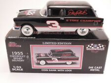 RACING CHAMPIONS  DALE EARNHARDT 1955 CHEVROLET BANK 1/25 NASCAR
