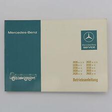 1419 C Notice d/'entretien 1984 1619 C 1614-1617 C Mercedes 1414-1417 C