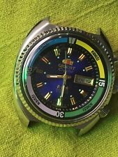 New Orient King Diver Vintage 4694 Movement Japan Made All Stell 21j Never Used
