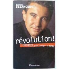 Révolution, 100 mots pour changer le monde - BESANCENOT Olivier