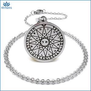 Sigillo di Salomone talismano amuleto chiave 4° pentacolo Mercurio da uomo donna