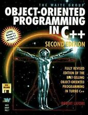 Object-Oriented Programming in C++Book and Disk (The Waite Group)