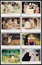 Snow White Movie Poster Lobby Card Set - Walt Disney Studios  *Hollywood Posters
