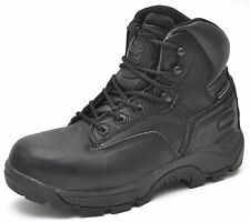 Magnum PRECISION ULTRA LITE II WP CT Black Work Ankle Boots Men's 7 - NEW