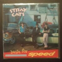 The Stray Cats LP~Built For Speed~[Original 1982~EMI~Issue]~ [ROCK/POP]~EXC LP~