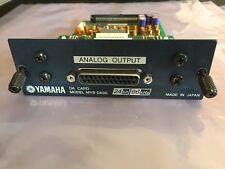 Yamaha MY8-DA96 Analog Output Card LS9 PM5D M7CL 01V96  DM1000 DM2000 02R96 2