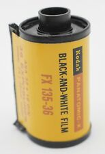 Reloadable - Kodak Panatomic-X 36 exp 35mm Film Canister - Unique & Cool