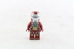 Lego DC Comics Super Heroes War Machine Iron Man Custom
