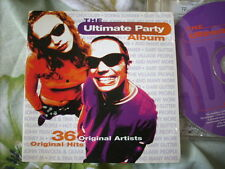 a941981 HK Double CD The Ultimate Party Album SMECD0011 0012 35 Original Hits Hot Chocolate Village People Sabrina Bananarama Anita Ward
