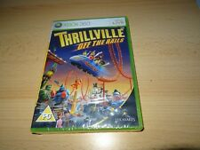 THRILLVILLE: Off the Rails (Xbox 360) Nouveau SCELLÉ PAL VERSION