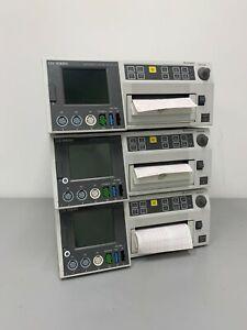 Corometrics 120 Fetal Monitor ( Lot of 3 )