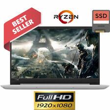 "2020 Lenovo IdeaPad 15.6"" Full-Hd Amd Ryzen 5 8Gb 256Gb Ssd Win10 Gaming Laptop"