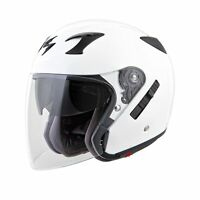 Scorpion EXO-CT220 Motorcycle Street Helmet White Medium
