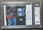 2003 Exquisite Collection Carmelo Anthony 073/100 Patch RC Rookie BGS 8 10 Auto