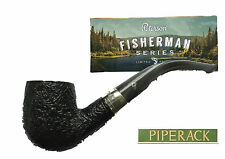 PETERSON Fisherman Briar Pipe Shape No. 69 Fishtail Limited Edition Free Tool