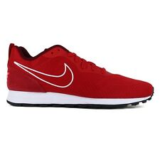 Zapatillas deportivas de hombre textil de color principal rojo
