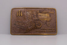 VINTAGE CASE IH INTERNATIONAL HARVESTER AXIAL-FLOW COMBINE 1420  BELT BUCKLE
