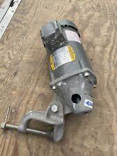 Industrial Sharp Mixers D-025 Agitator Process Clamp On Pneumatic Mixer Nos
