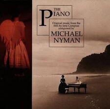Michael Nyman Piano (soundtrack, 1993) [CD]