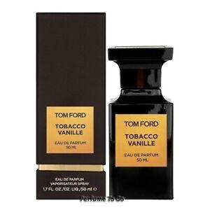 TOBACCO VANILLE by TOM FORD * 1.6/1.7 oz (50 ml) EDP Spray * NEW & SEALED