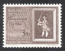 Greenland 1984 Christianshab/Grenadier Soldier/Army/Military/Animated 1v n30269