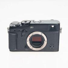 Fujifilm X-Pro3 26.1MP Digital Mirrorless Camera Body Black 600021381