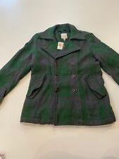 NWT Diesel Men Wuffy winter jacket size L green orig. $450