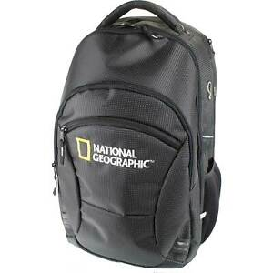 NATIONAL GEOGRAPHIC SNORKELER DELUXE BOAT BAG BACKPACK LIMITED EDITION- BLACK