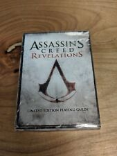 Assassins Creed Revelations - Limited Edition Playing Cards Brand New