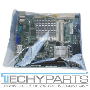 NEW Supermicro X7SPA-HF-D525 Motherboard Mini ITX w/ Intel Atom D525