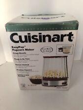 Cuisinart CPM-900 EasyPop Popcorn Maker New In Open Damaged Box