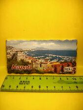 Calamita magnete Golfo di Napoli Vista da Posillipo Vesuvio Napoli Souvenir