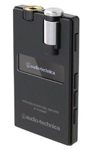 audio-technica wireless headphone amplifier Black AT-PHA50BT BK japan