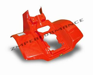 NEW SUZUKI LT230 LT230S LT230E ORANGE PLASTIC REAR FENDER PLASTICS