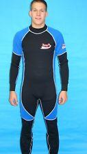 Wetsuit 1mm Rear Zipper Full Length - 9011 - XL
