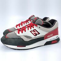 New Balance 1500 Athletic Casual Suede Shoe Mens Size 10.5 CM1500AN White