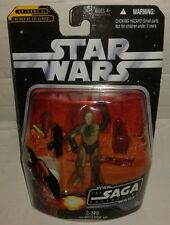 figurine star wars C-3P0 C3PO saga collection N°017 Bd film movie jeux video