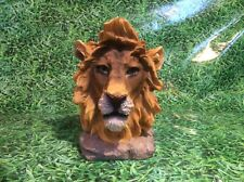 LATEX ONLY MOULD LION GATEKEEPER 24CM TALL ORNAMENT MOULD