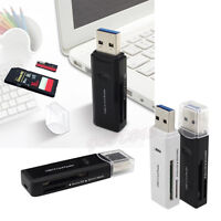 All in One USB 3.0 Memory Card Reader Adapter for Micro SD/SDXC TF Card Adapter