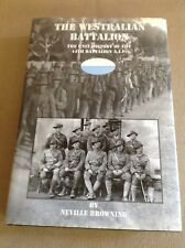 N. Browning, The Westralian Battalion ( History of 44th, A.L.F. )  2004