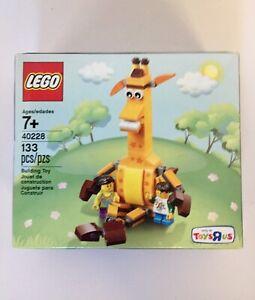 LEGO Geoffrey & Friends 40228 Toys R Us Exclusive Giraffe