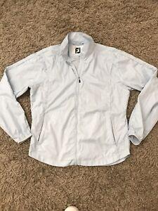 FootJoy Golf Womens Nylon Jacket Size M