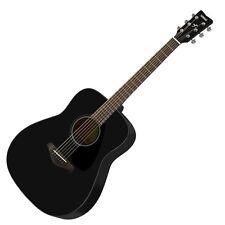 Yamaha FG800-BL Acoustic Folk Guitar (Black). New