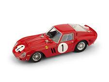 FERRARI 250 GTO ch.3987GT 1000km di PARIS 1962 1° F.lli RODRIGUEZ  Brumm R530