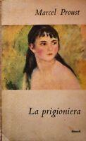 MARCEL PROUST LA PRIGIONIERA TRADUZIONE PAOLO SERINI SUPERCORALLI EINAUDI 1952