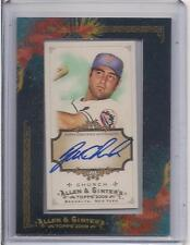 RYAN CHURCH  FRAMED AUTO 2009 TOPPS ALLEN & GINTER BASEBALL
