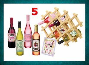 Re-ment 600YEN Liquor Store A Place Where Liquor Lovers Gather Wine rement No.05