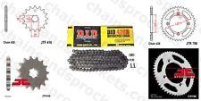 Suzuki RM85 02-16 DID Chain Sprocket Kit 14/47t 428/118