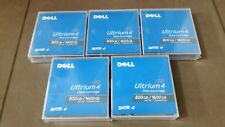 Dell ULTRIUM 4 Data Cartridge 800GB - 1600GB lot de 5